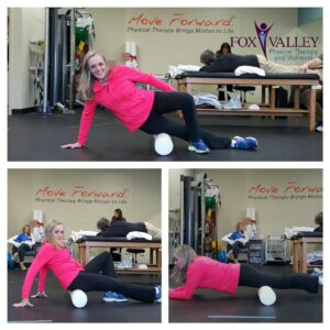 foam roll collage jen Pixelate