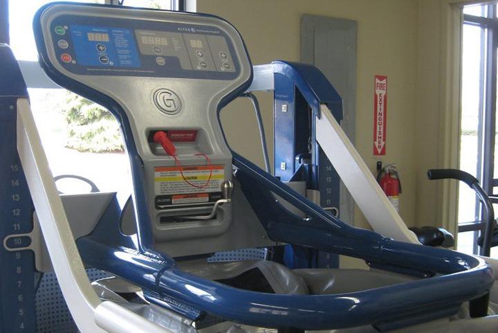 Alter G Antigravity Treadmill Therapy| St Charles, Geneva